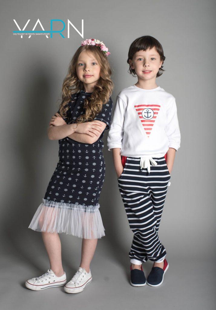 تجارة ملابس الأطفال